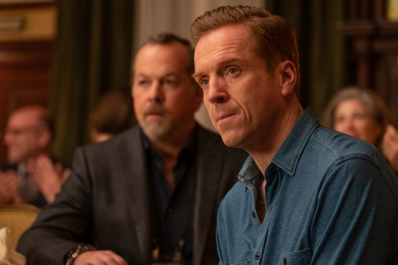 billions season five chris rock test