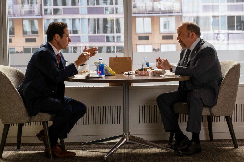 billions season five episode two lunchtime