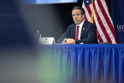 Cuomo Says Trump's Opposition Toward Funding Blue States Is 'Nonsensical'