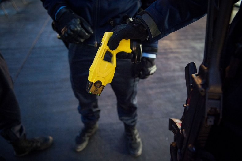 Man tasered by Greater Manchester Police