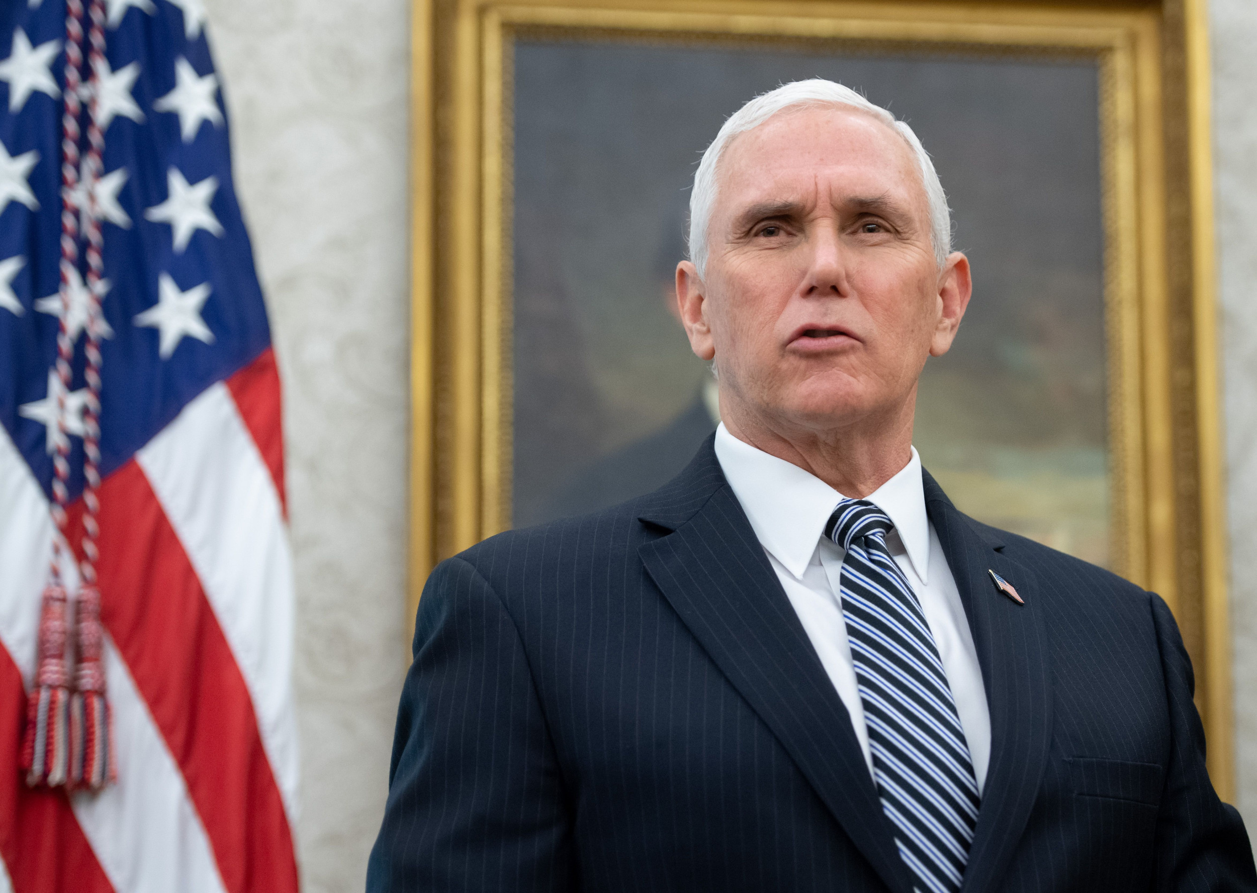 Mike Pence News Latest Pictures From Newsweek Com