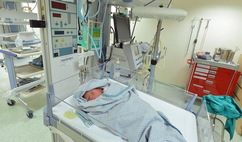 Surrogate birth