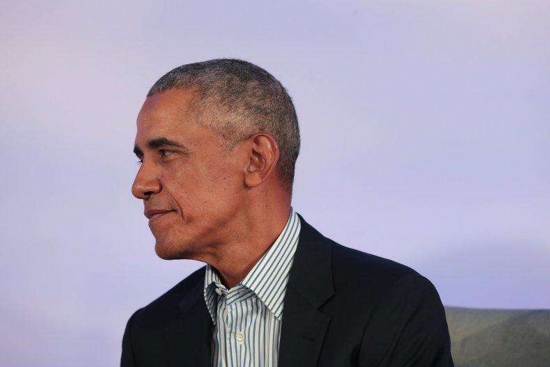 Former U.S. President Barack Obam