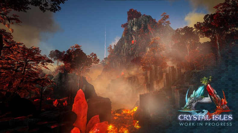ark crystal isles release date pc