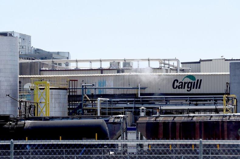 Cargill Plant, Colorado