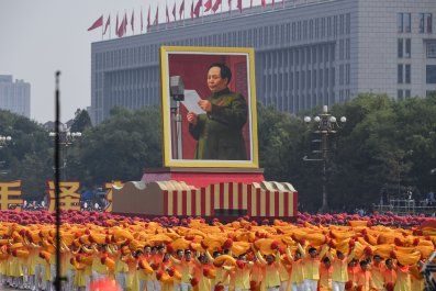 Beijing on National Day