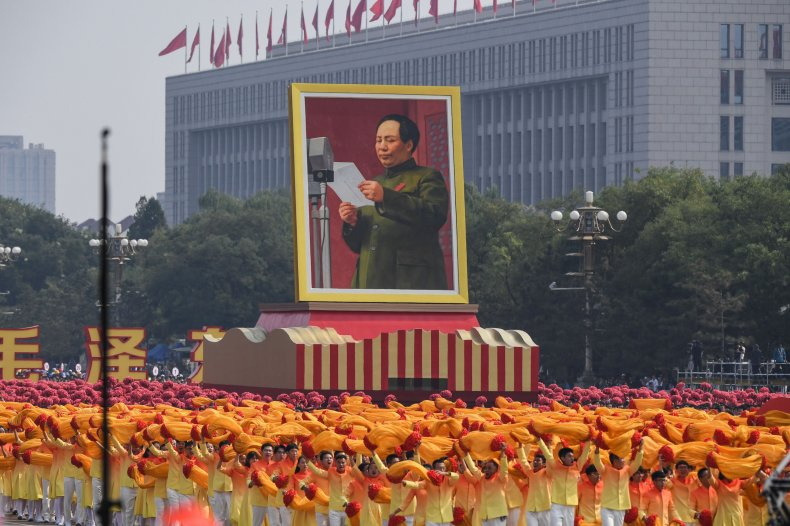Beijing on National Day
