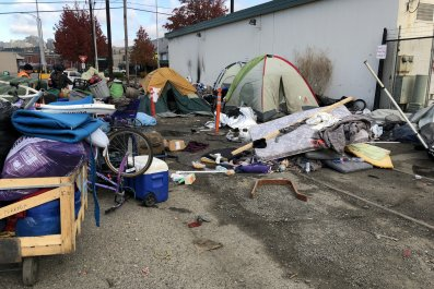 Homelessness in Seattle