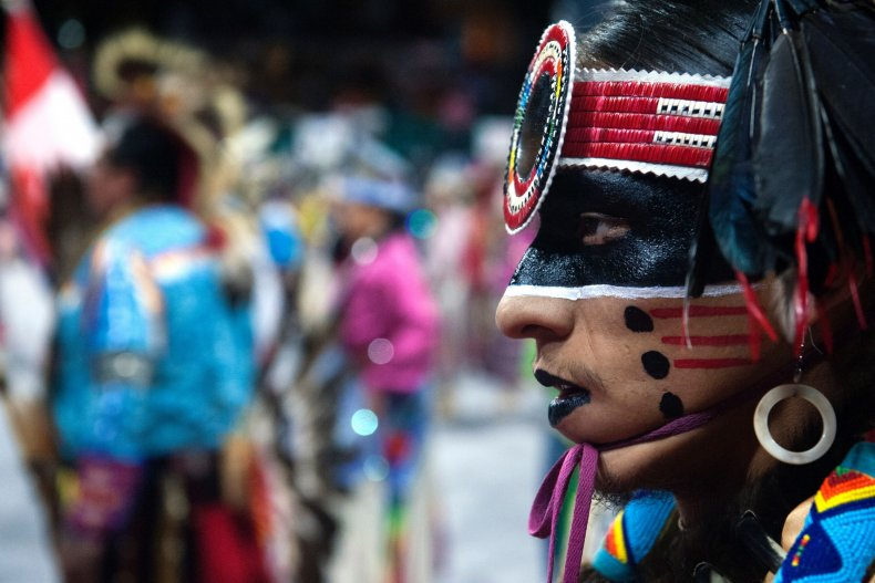 Navajo Nation, Denver March Powwow, March 2017