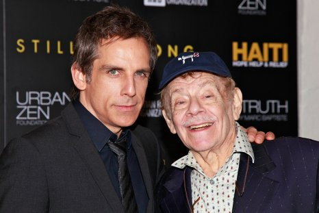jerry stiller quotes comedy death
