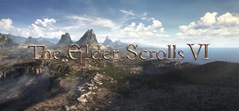 BETHESDA SOFTWORKS Elder Scroll VI Trailer