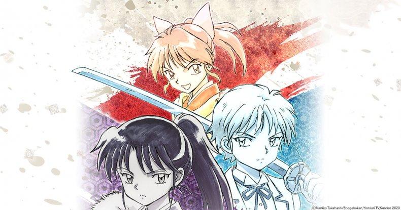 inuyasha sequel series yashahime Princess Half-Demon.