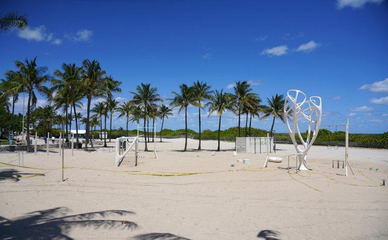 Muscle Beach, Miami