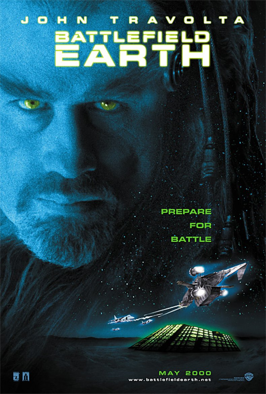 battlefield earth poster