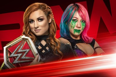 wwe monday night raw becky lynch asuka