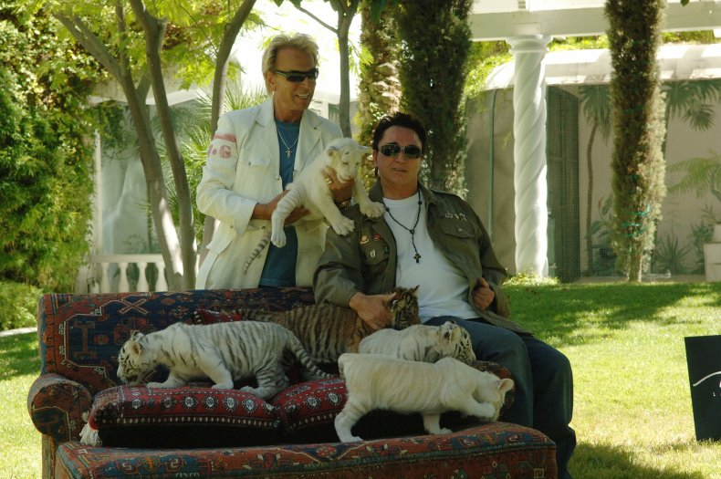 tiger king siegfried roy episode