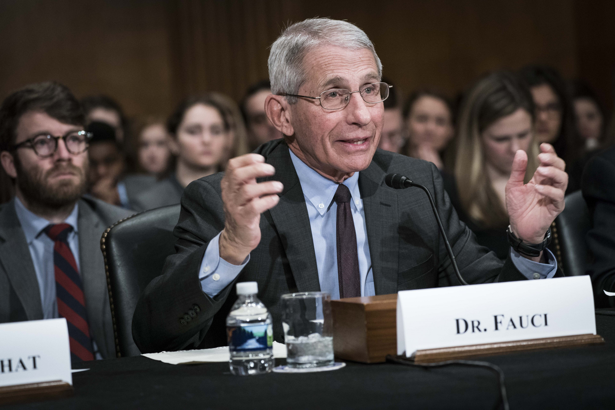 Fauci Says 'Many' Coronavirus Vaccines Being Tested, But ...