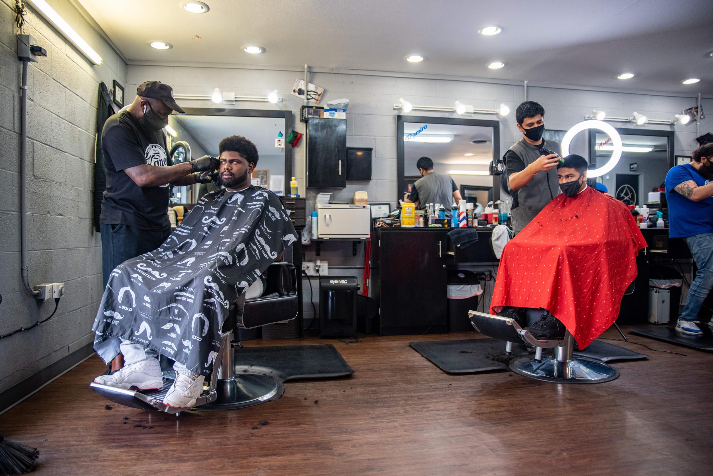 Gofundme Raises More Than 500 000 For Dallas Hair Salon