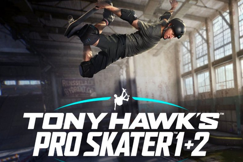 Tony Hawk S Pro Skater 1 2 Review Roundup What Critics Are Saying About Remasters