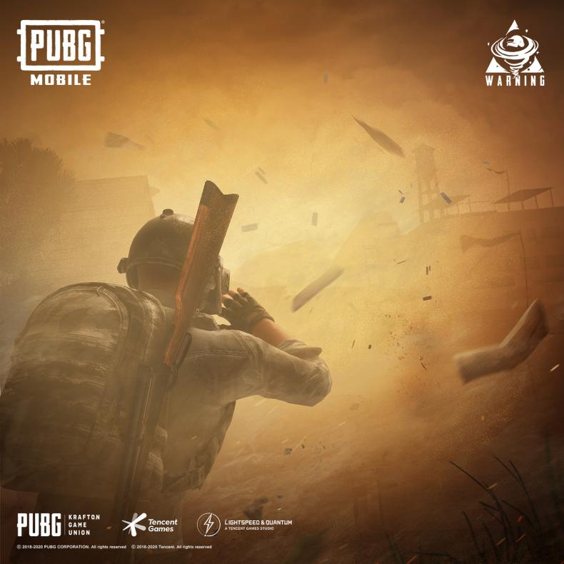 pubg mobile sandstorm 3