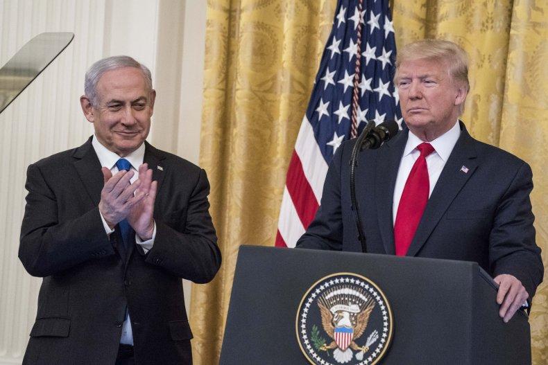 President Trump and Prime Minister Netanyahu