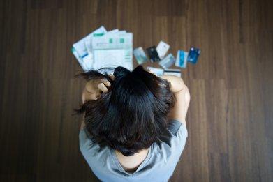 Credit Score rebuilding