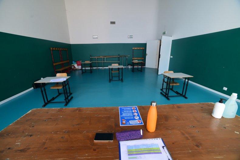 coronavirus italy schools reopening