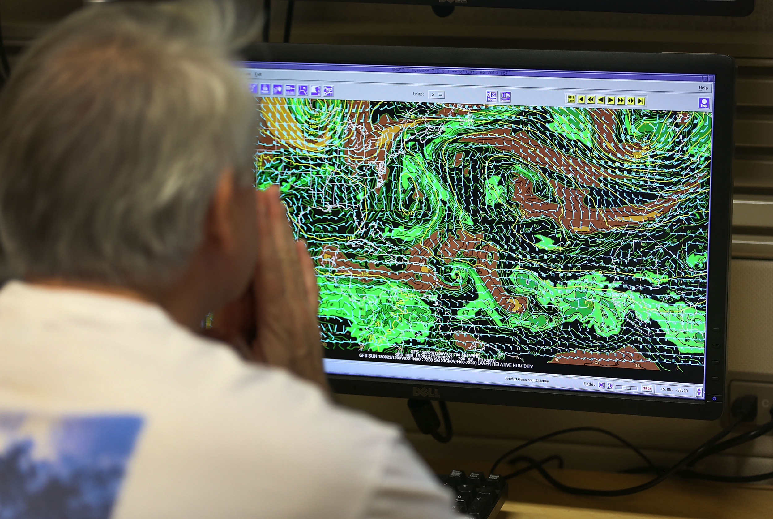 Tropical System Off Florida Coast Could Develop Into...