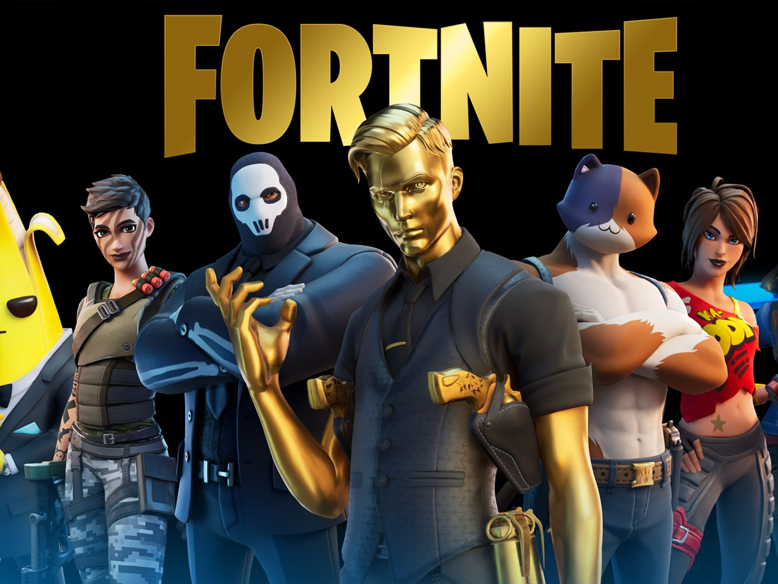 Fortnite Confirmed For Ps5 Xbox Series X Launch Unreal Engine 5 In 2021