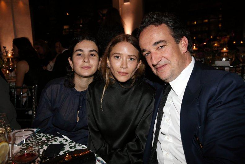 Sarkozy mary kate olsen Inside Mary