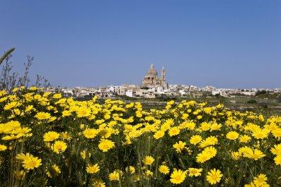 Gozo Malta Heat Burst