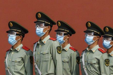 China COVID Lawsuits