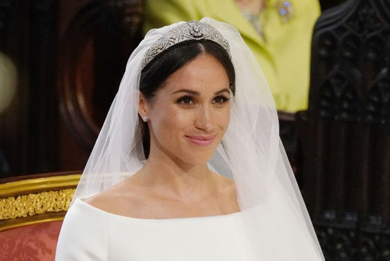 Meghan Markle Wedding Ceremony