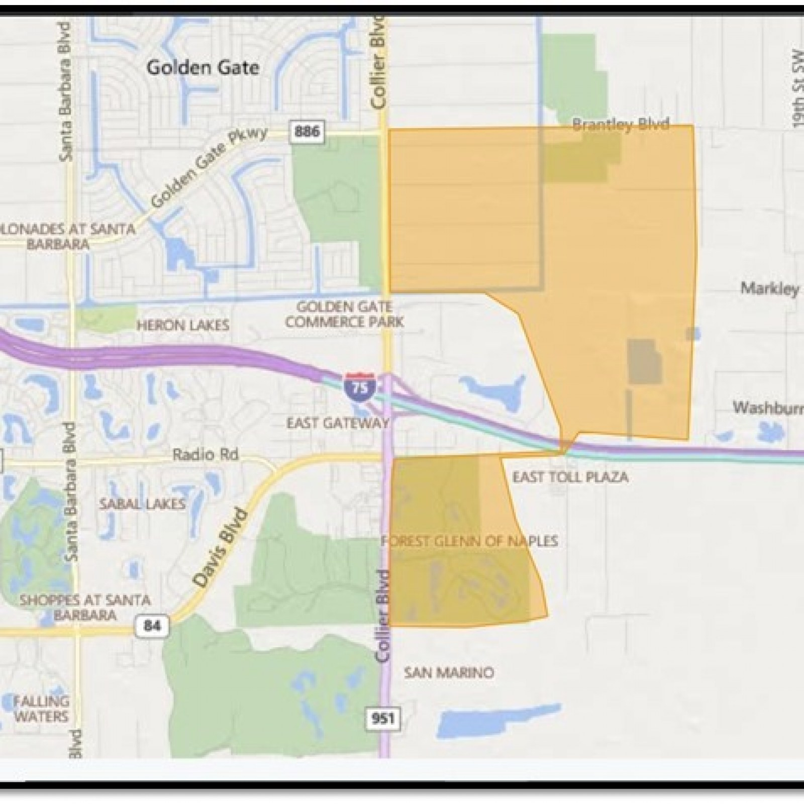 Collier County Fire Map Florida Wildfires 2020 Map, Update: Fires Shut Down Interstate