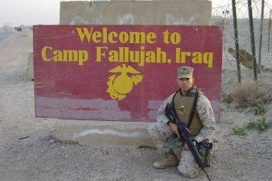 Veteran, Iraq War, Marine, Dance