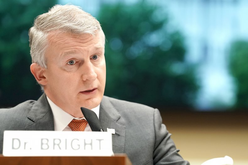 Richard Bright