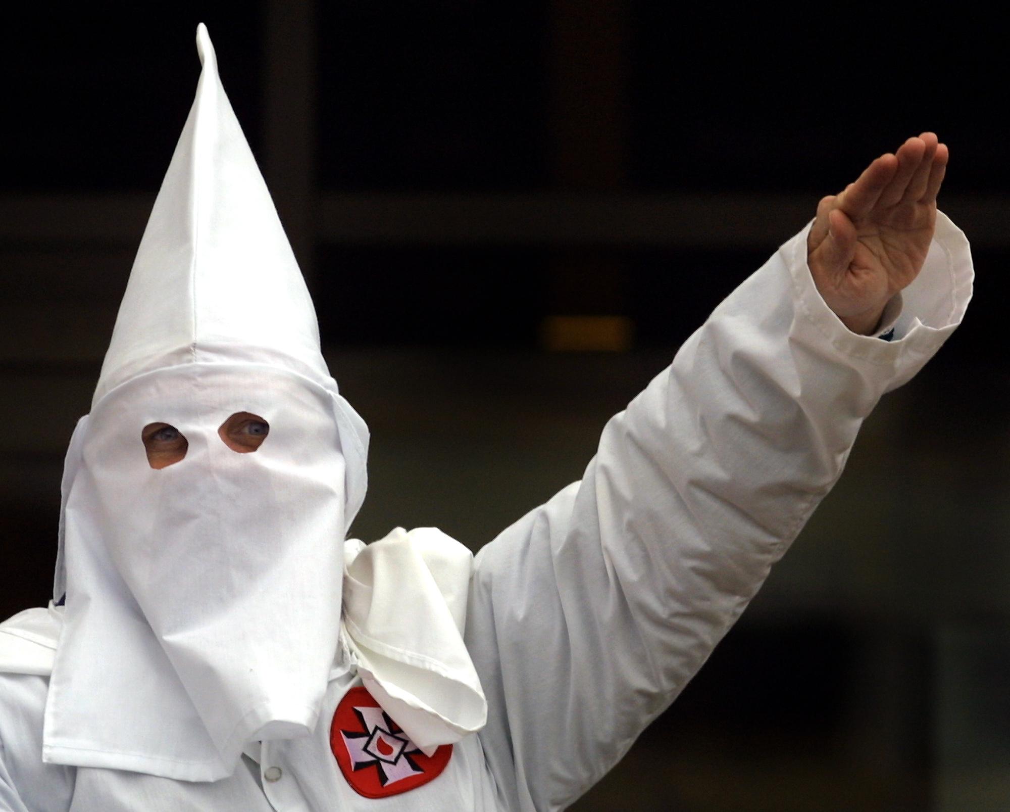 Ku Klux Klan Gründer