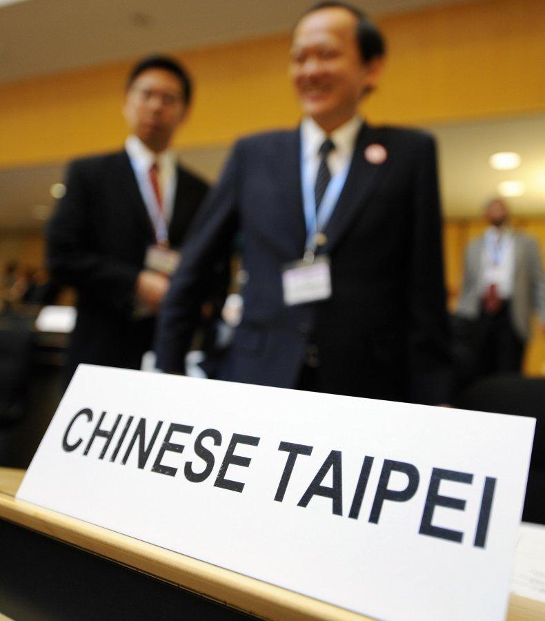 chinese, taipei, taiwan, china, world, health, organization