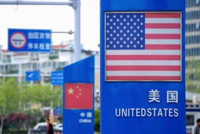 U.S. China relations trade war