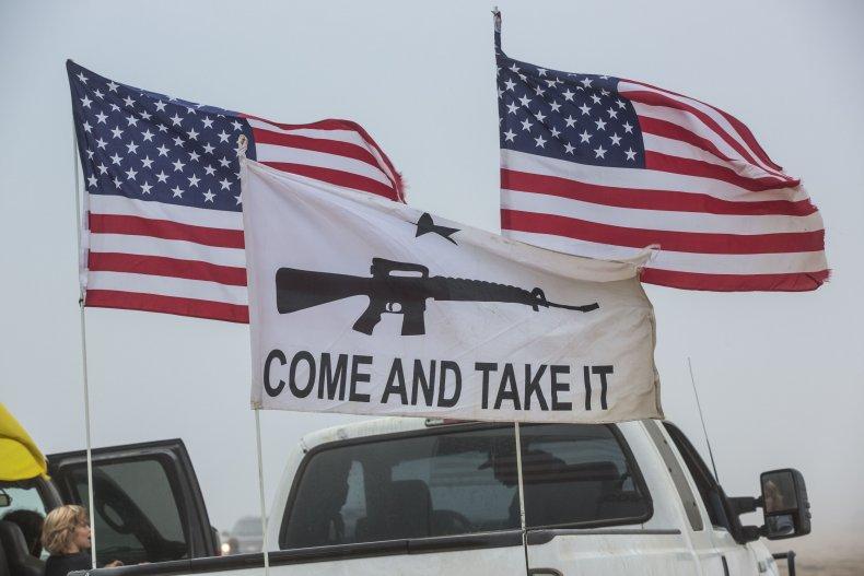 Second Amendment supporter