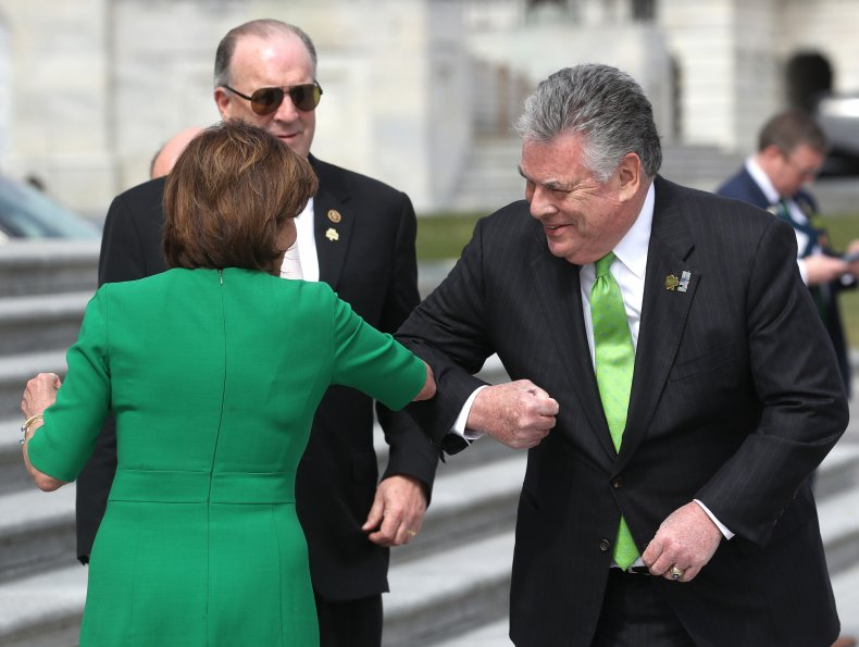 Peter King long Republican to back stimulus