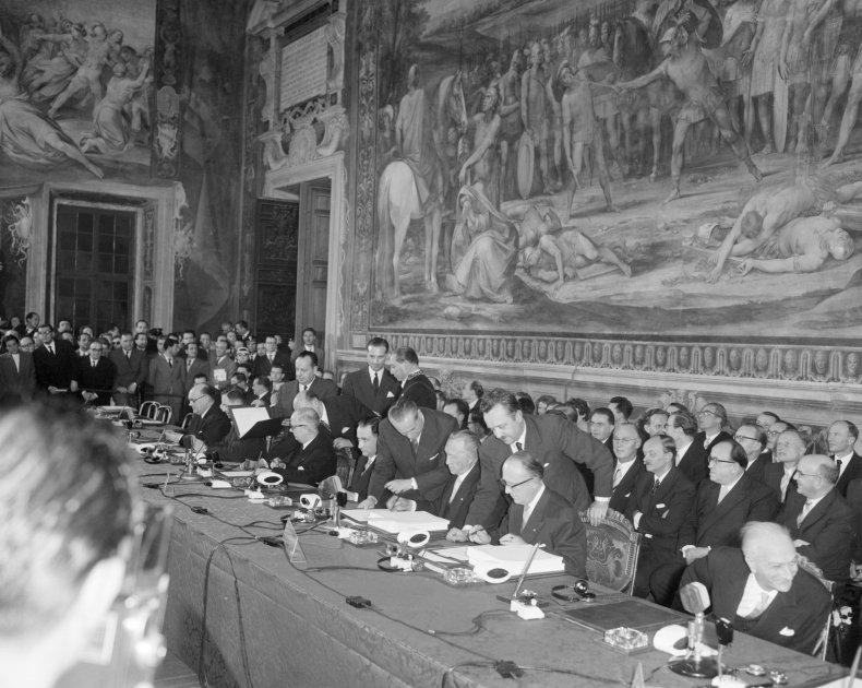 European Common Market Treaty