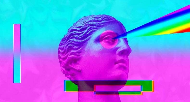 hallucination, psychedelics, getty, stock