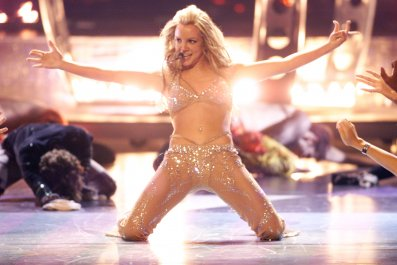 Britney Spears Celebrates 20 Years of 'Oops I Did It Again'