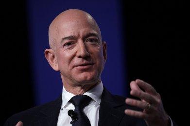 Amazon CEO Jeff Bezos Book Excerpt