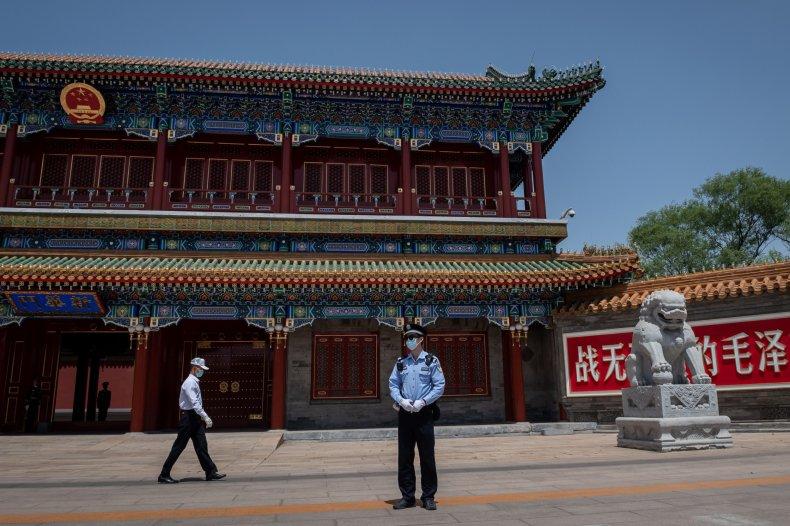 Beijing during coronavirus