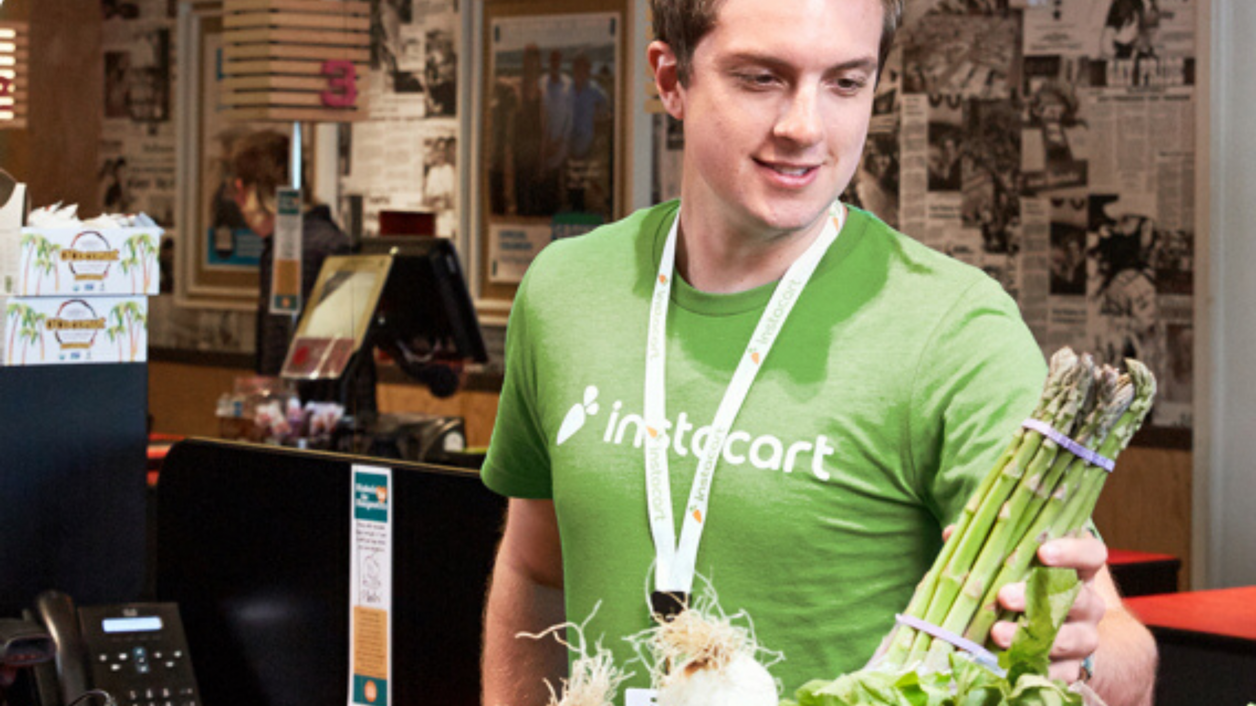 Connect with your Community through Instacart