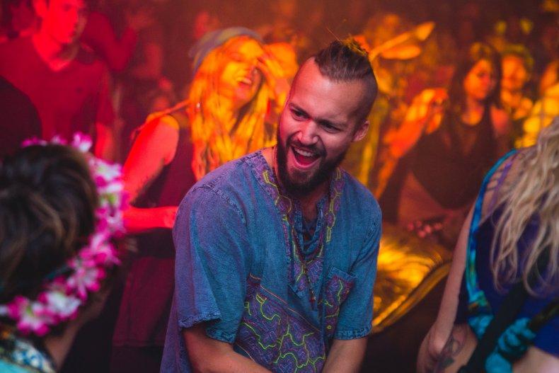 Sober rave, London, alcohol, work