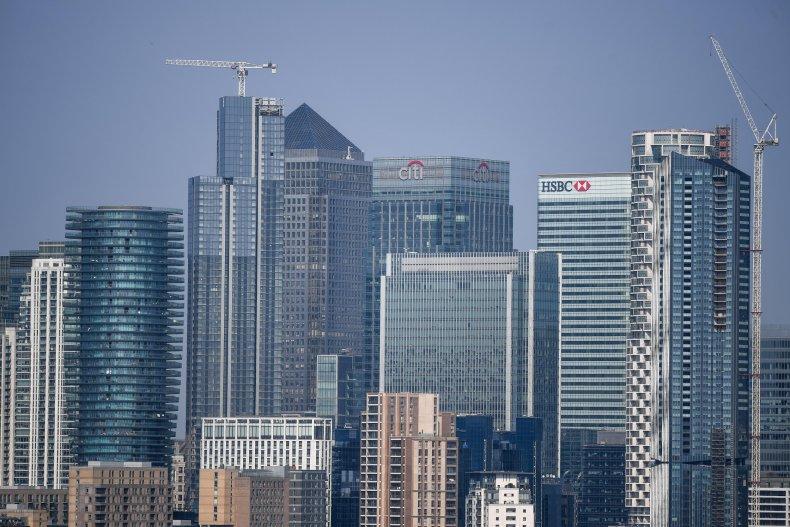 U.K. economy suffers under COVID-19