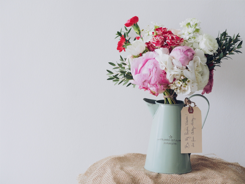 Subtle Peace Flowers Bring to Your Home